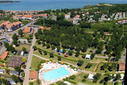 Camping à Hendaye au Pays Basque