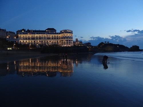 Camping Biarritz Nuit