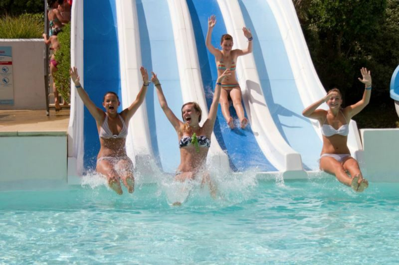 Camping harrobia bidart camping bidart camping pays for Camping a biarritz avec piscine