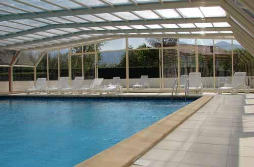 camping avec piscine itxassou