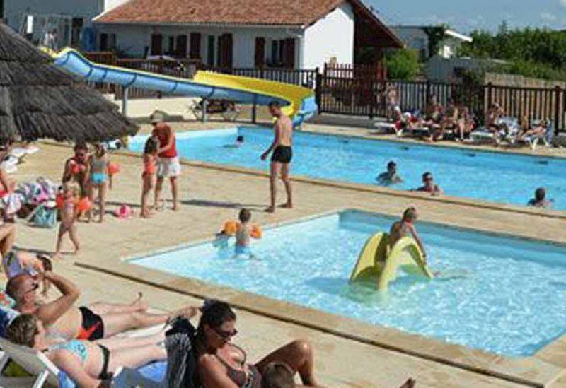Camping avec piscine Saint jean de Luz
