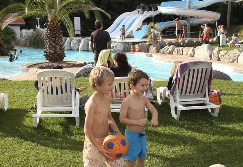 camping avec piscine st jean de luz