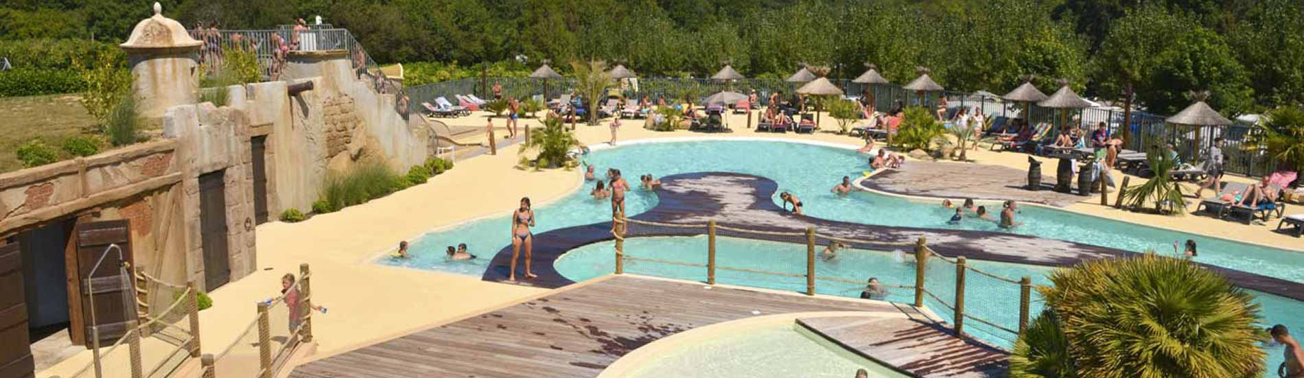 Camping hendaye 4 toiles pays basque camping Camping cote basque avec piscine