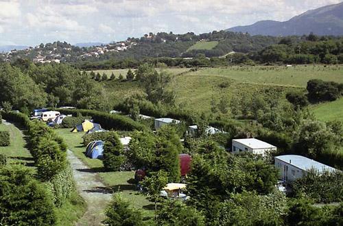 camping nature urrugne