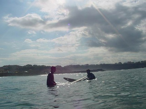 Camping Anglet Surf