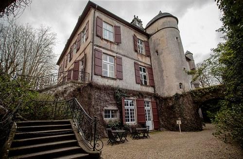 Camping Urrugne Chateau Urtobie